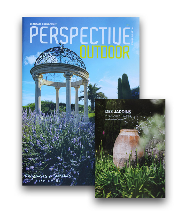Couverture magazine perspective outdoor mai 2018