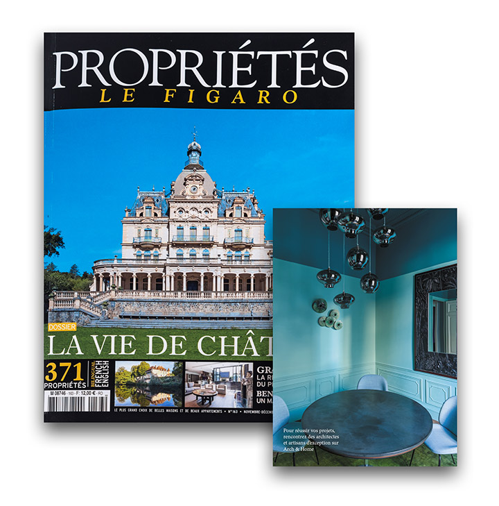 Couverture proprietes le figaro nov dec 2016