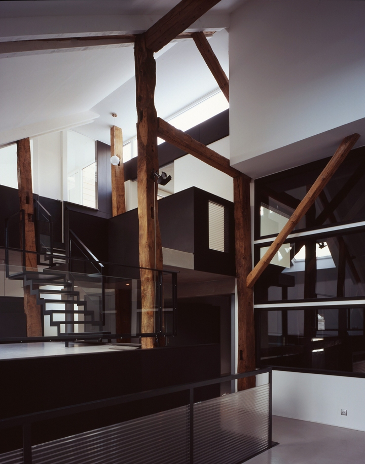 Jean-Michel Landecy-Architecte-L-Loft-Salon & Séjour - photo 1