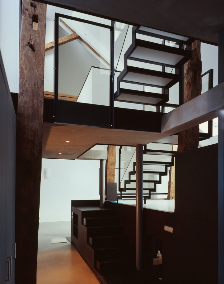 Jean-Michel Landecy-Architecte-L-Loft-Salle de Sport - photo 3