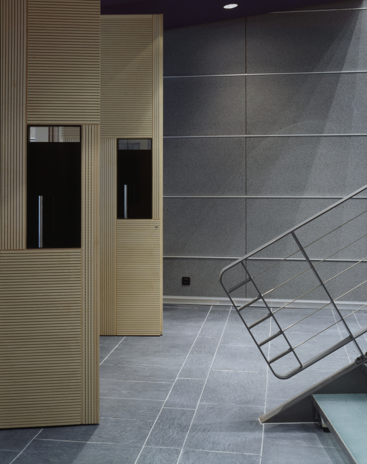 Jean-Michel Landecy-Architecte-Fondation Jeantet-Entrée - Couloir - Dégagement - photo 2