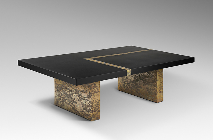 Kostia-Designer - Concepteur d'Objet-Excavated-Tables - Chaises - Tabourets - photo 1