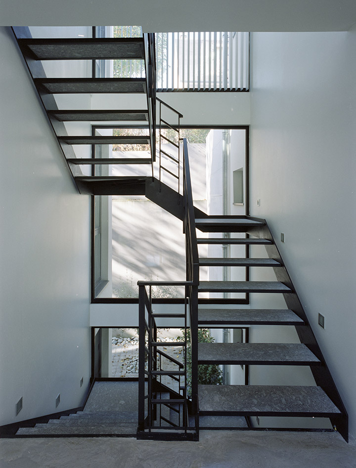 Barthelemy - Ifrah Architecture-Architecte-ABF House-Salle de Sport - photo 4