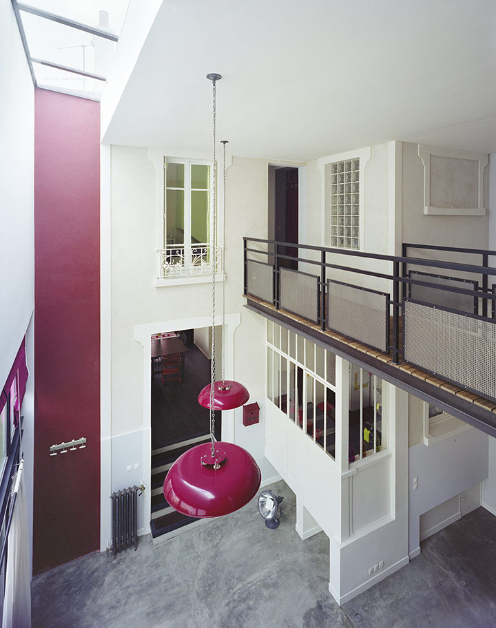Barthelemy - Ifrah Architecture-Architecte-B-06-Ensemble - Projet Global - Maison - photo 1