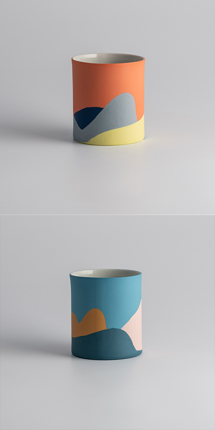 A Dream in a Hat-Arts de la Table-Le Mug ceramique A Dream in a Hat-0 - photo 3