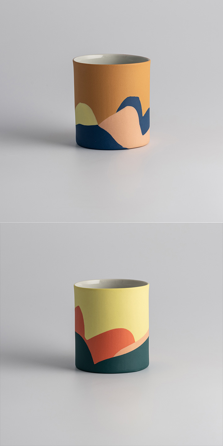 A Dream in a Hat-Arts de la Table-Le Mug ceramique A Dream in a Hat-0 - photo 2