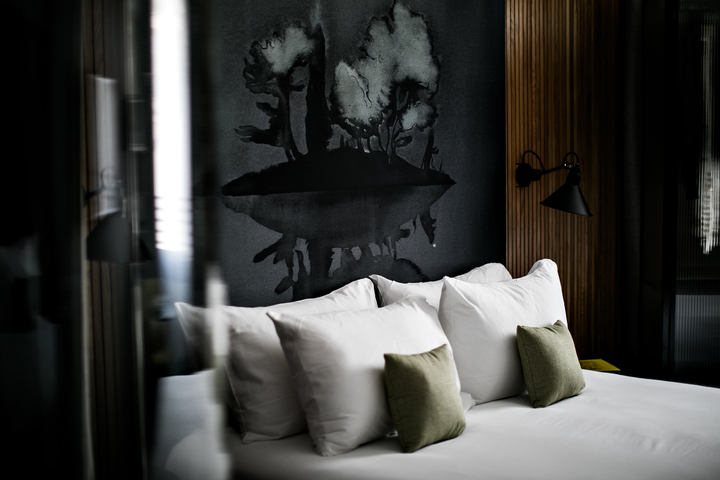 Nido-Architecte-Drawing Hotel-Chambre - photo 4