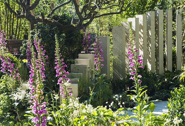 D coration de jardin chaque lieu son ambiance - Decoration minerale jardin ...