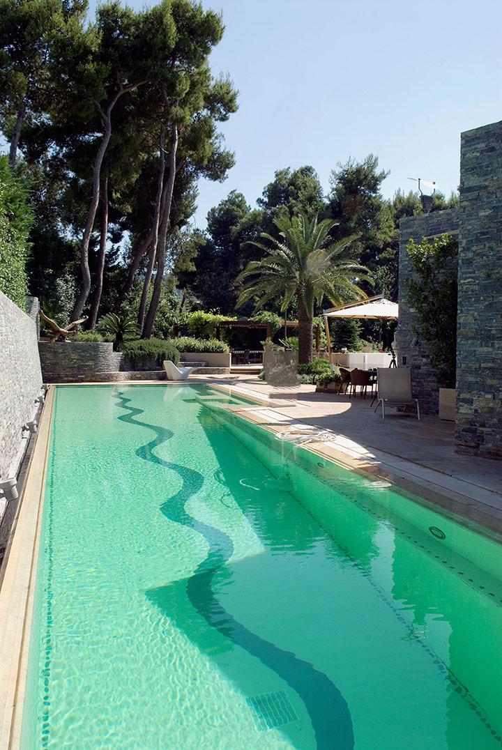 Signe ext rieur de piscine - Piscine bois haut de gamme ...