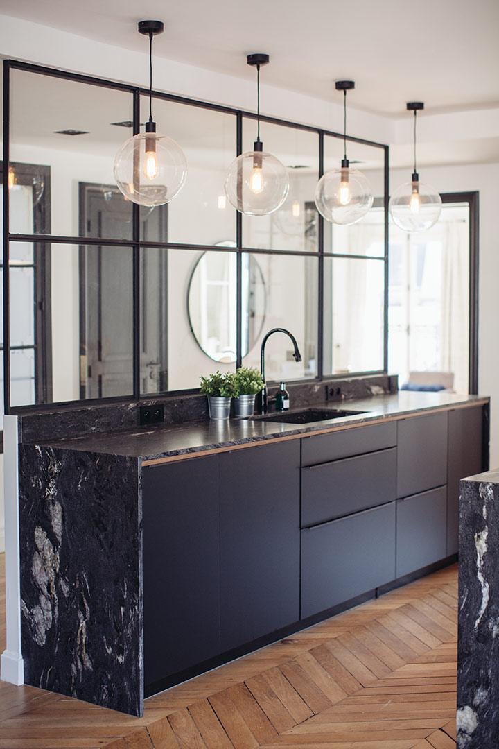 d cloisonner une pi ce une envie d 39 espace. Black Bedroom Furniture Sets. Home Design Ideas