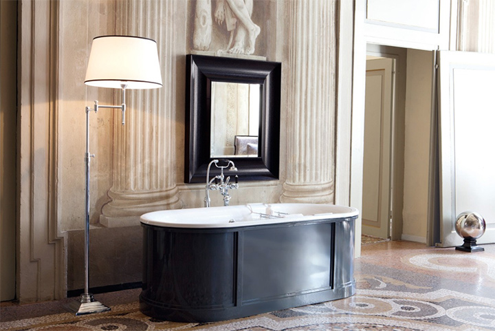 on revisite la baignoire l 39 ancienne. Black Bedroom Furniture Sets. Home Design Ideas
